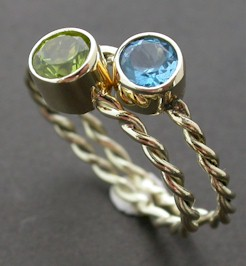 How To Make Twist Wire Ring