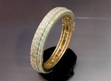 Jewlery Alteration - Diamond Pave Bangle