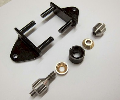 JEWELLERS  CLAMP RING OR SMALL JEWELLERY MAKING